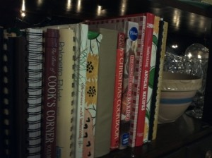 cookbooks in order