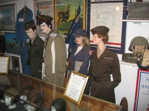 Uniforms and hats